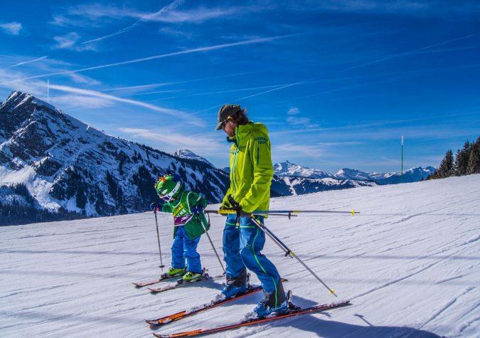 Cours de ski et de snowboard